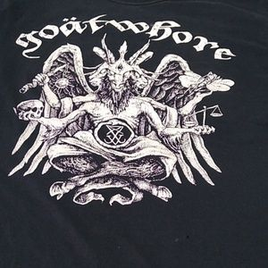 Other - Goat whore t-shirt